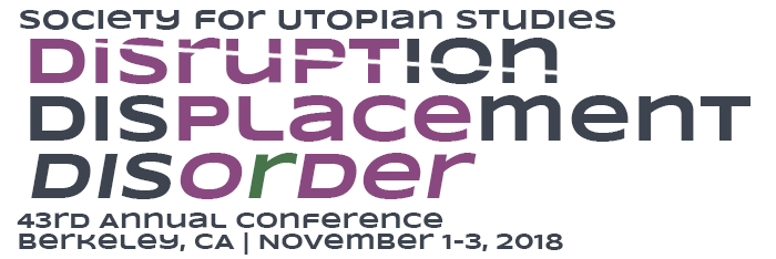 2018 Society for Utopian Studies Conference