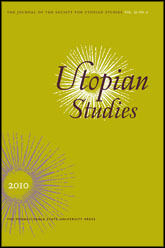 'Utopian Studies' Journal
